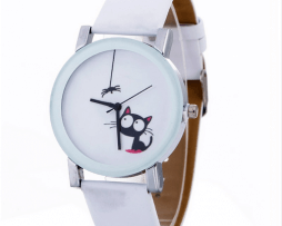 reloj-cuero-blanco-little-cat
