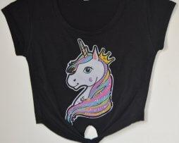 Blusa-hombliguera-amarre-unicornio-negra