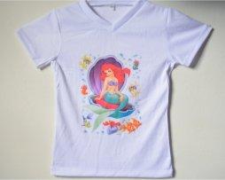 camiseta-niña-sirenita