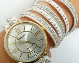 reloj-rinestone-numeros-romanos-blanco