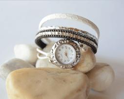 reloj-pulsera-plateado-blanco