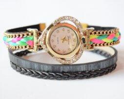 reloj-pulsera-rinestone-corazon-negro-estilo-3