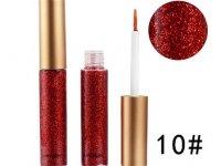 Delineador Ojos Liquido Glitter Numero 10 - maquillaje