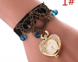 Reloj Vintage Corazon Modelo 1 - relojes mujer