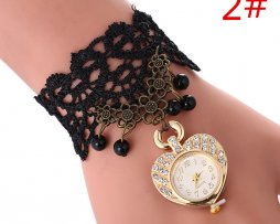 Reloj Vintage Corazon Modelo 2 - relojes mujer