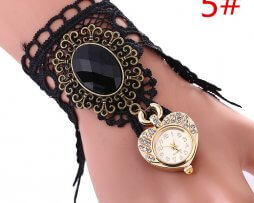 Reloj Vintage Corazon Modelo 5 - relojes mujer