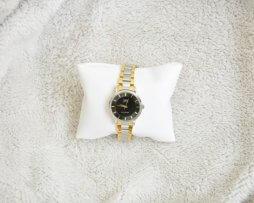 Reloj Metalico Plateado Q&Q Original Diseño 2 - relojes mujer
