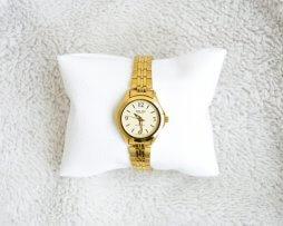 Reloj Metalico Dorado Salco Original Diseño 1 - relojes mujer
