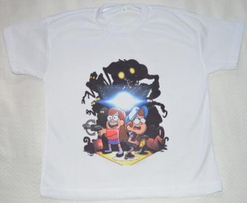 OUTLET Camiseta Niño Gravity Falls - camisetas niño