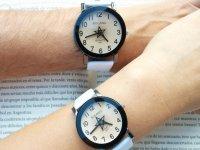 Reloj Pareja Estrella de David Blanco - relojes pareja