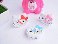 Sacapuntas Niña Hello Kitty - utiles escolares