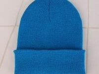 Gorro para Frio Clasico Azul - gorros moda