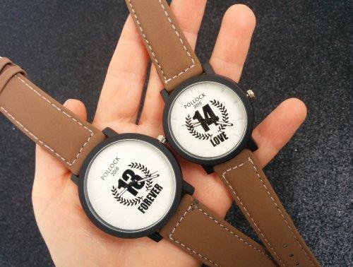 Relojes Pareja Love Forever Cafe - relojes pareja