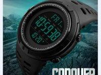Reloj Digital Hombre Skmei Negro - relojes hombre