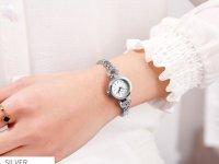 Reloj Mujer Corazon Plateado Skmei - relojes mujer
