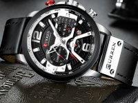 Reloj Curren Cronografo 8329 Negro - relojes hombre