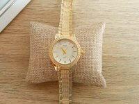 Reloj Mujer Dorado Estilo Joyita - relojes mujer