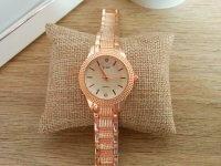 Reloj Mujer Rosado Estilo Joyita - relojes mujer