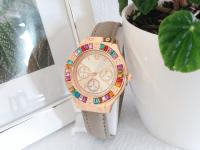 Reloj Mujer Piedra Multicolor Gris - relojes mujer