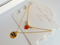 Collar Mujer Golfield Love You - collares mujer