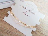Tobillera Doble Goldfield Mini Perlas - tobilleras moda