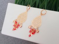 Aretes Mujer Covergold Modelo 3 - aretes mujer