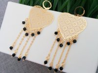 Aretes Mujer Covergold Modelo 9 - aretes mujer
